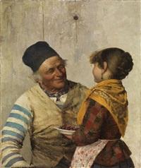 offerta al nonno by italian school-venetian (19)