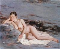 月色 by liu wen
