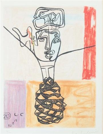 ohne titel pl xx from unité by le corbusier