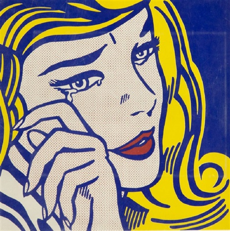 volto by roy lichtenstein