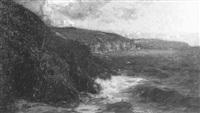 steilküste by alfred liedtke