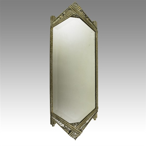 wall hanging mirror by paul kiss