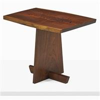 unusual minguren side table by george nakashima