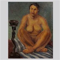 nude female by milvia w. boak