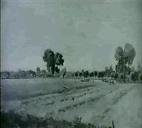 kornernte by alfonso corrodi
