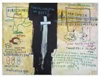 job analisis by jean-michel basquiat