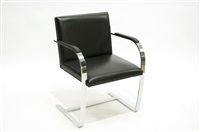 fauteuil brno by ludwig mies van der rohe