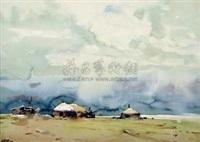 蒙古包 by xu jian