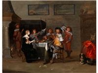 holländische tischgesellschaft by anthonie palamedesz