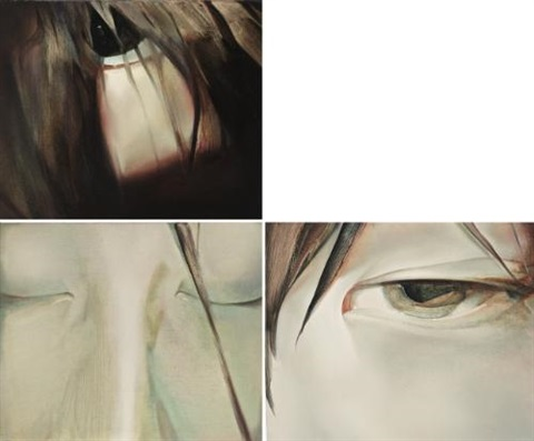 april fool's day no.1, no. 6 and no. 7 (3 works) by song kun