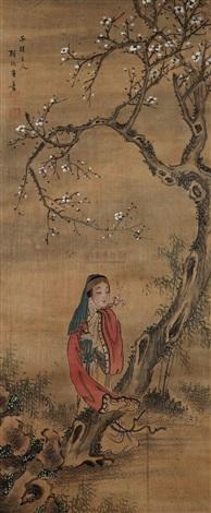 人物 figure by gu luo