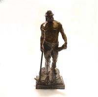 minenarbeiter by paul aichele