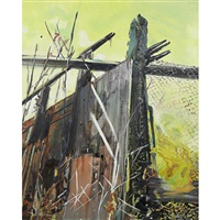 fence by martin golland