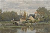 pont à artemare by nathanaël lemaitre
