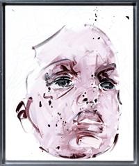 visage de femme by philippe pasqua