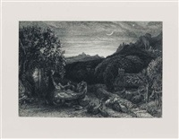 an english version of the eclogues of virgil by samuel palmer