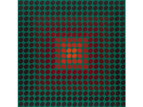 nytron by victor vasarely
