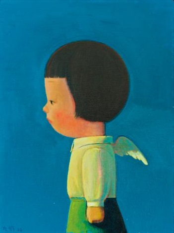 angel by liu ye