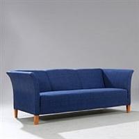 freestanding three seater sofa by kaj gottlob