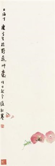 秋声图 by liao lu