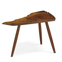 side table by george nakashima