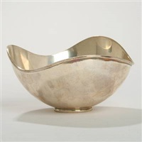 a bowl (model no. 304) by a. f. rasmussen