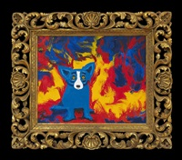 her love sent me to mars by george rodrigue