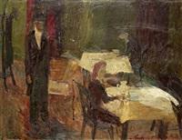 im kaffeehaus by alexander camaro