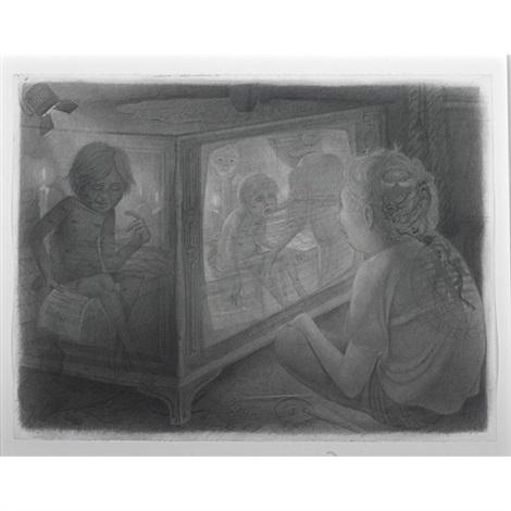 watching testament1986 by gerald davis