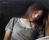 寂静的春季 by ren zhizhong