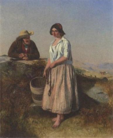 Bauer Und Magd