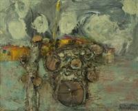 l'albero ferito by maurilio colombini