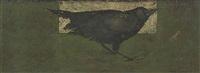 corvus frugilegus by gary anderson