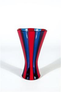 vase a fasce by fulvio bianconi