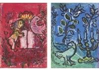jerusalem window (book) by marc chagall
