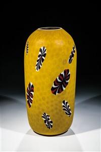 bedeutende vase ''millepiedi'' by ermanno toso
