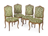 dining chairs (set of 20) by jean mocque