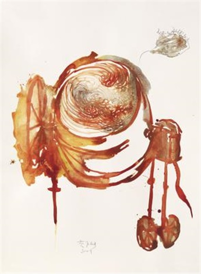 whirlpool by huang yong ping
