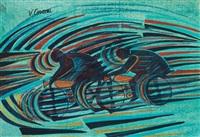 ciclo (corsa in moto) by vittorio corona
