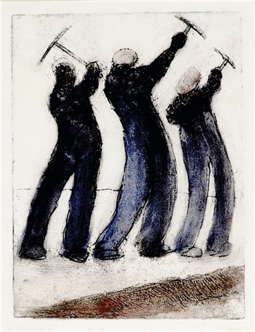 three workers by margaret m law