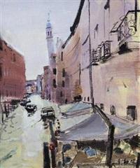 威尼斯 by liu meng