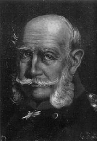 porträtkopf wilhelms i by georg rall