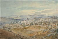 jerusalem by norman thomas janes