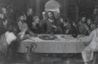 la ultima cena by vicente juan (de juanes) masip