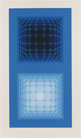 bitupa vy 48 d pl4 from meta by victor vasarely