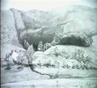 ein maitag am...berg by ferdinand otto leiber