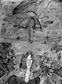 surrealistische komposition by jan janczak