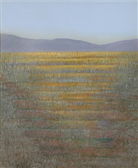 Field collage, 1997