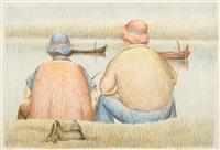 pescatori by roberto masi