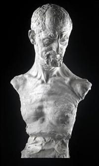 büste des dr. heinrich rieger by gustinus ambrosi